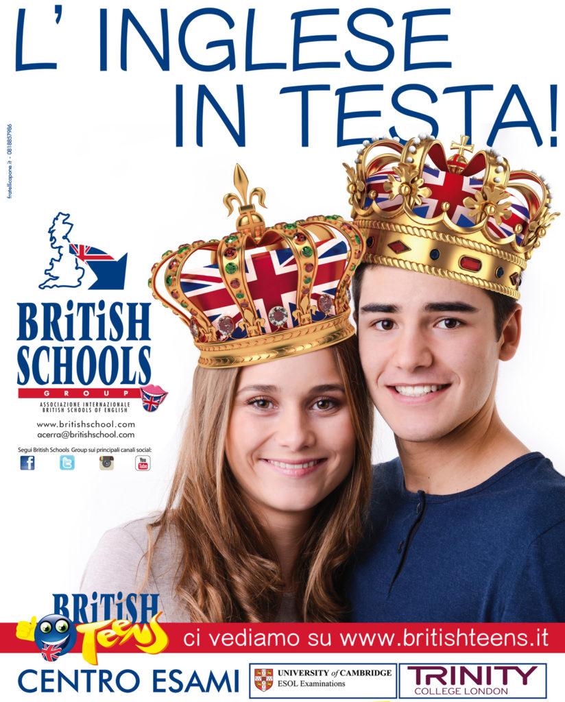 British Teen